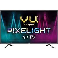 VU Pixelight 126 cm (50 Inches) 4K Ultra HD Smart LED TV 50-QDV (Black) (2019 Model)