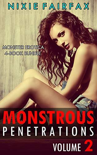 Monstrous Penetrations Volume 2 (Monster Erotica 4-Book Bundle)