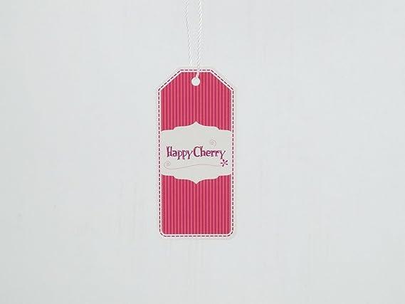 74baf723f Happy Cherry (Set  2 Piezas) Blanco Vestido de Tutú Encaje Traje de Fiesta  Princesas Dress sin Mangas + Sombrero para Bebés Niñas 3 Tallas a Elegir   ...