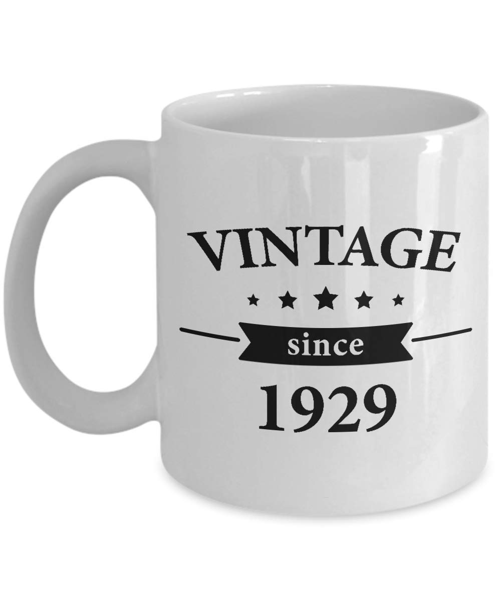 Amazon Gift For 90 Year Old Man Coffee Mug