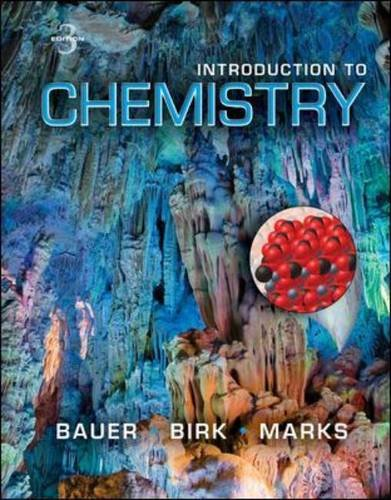Introduction to Chemistry with Connect Access Card