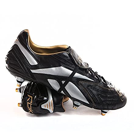 reputable site cb2f8 cac9c Ryan Giggs Hand Signed Football Boot - Gold Black Reebok  Amazon.co.uk   Kitchen   Home
