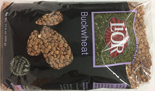 Lior Buckwheat Premium All Natural Quality 17.6 Oz. Pack Of 3. by LIOR