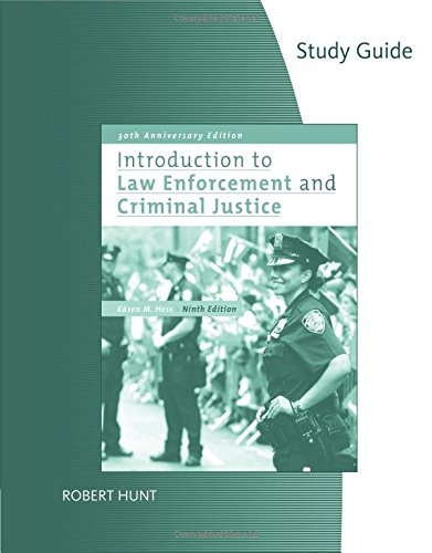 Criminal justice: a brief introduction, 9/e 9th edition test bank.