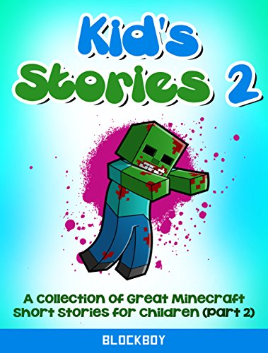 Kids Stories Collection Minecraft Unofficial ebook product image