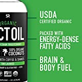 Organic MCT Oil derived from ONLY Coconut- 32oz