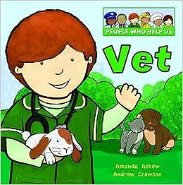 Vet (People Who Help Us): Amazon.co.uk: Amanda Askew, Andrew ...