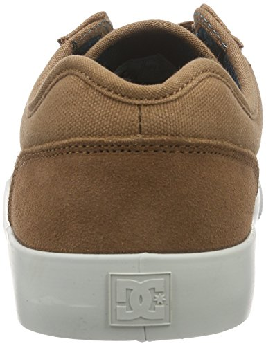 Tan DC Shoes Brown Homme Sneakers Tonik Marron Basses qpwg6U