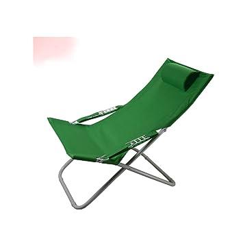 Kuqiqi Sillón reclinable, Silla Plegable, Pausa para el ...