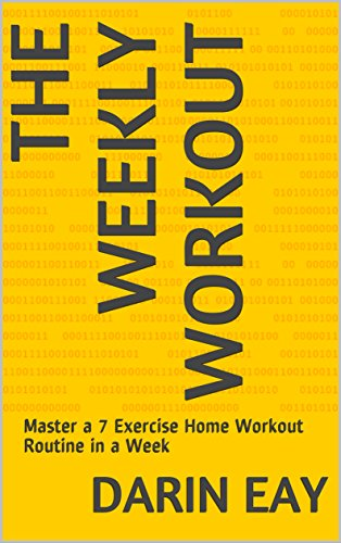 The Weekly Workout: Master a 7 Exercise Home Workout Routine