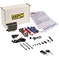 MPC Remote Start, Keyless Entry fits Select Nissan, Infiniti vehicles W/NO OEM Alarm