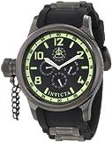 Invicta Men's 1805 Russian Diver Black Dial Sport Watch