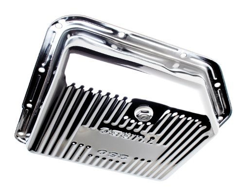 Trans-Dapt 9122 Chrome Transmission Pan