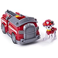 Paw Patrol Marshall's Transforming Fire Truck with...