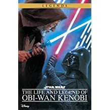 Star Wars:  Life and Legend of Obi-Wan Kenobi (Disney Junior Novel (ebook))