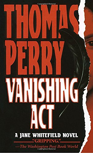 Vanishing Act (Jane Whitefield)