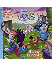 T.O.T.S. Bunny Bunanza (T. O. T. S. Tiny Ones Transport Service)