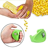1 pcs Corn Peeler Stripper,Tuscom Household Kitchen Cutter Remover Corn Peeler Stripper Thresher Cooking Tools