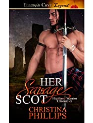 Her Savage Scot: 1 (Highland Warriors)