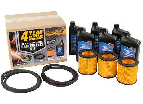 Industrial Air 165-0321 Two-Stage Air Compressor 7.5 HP Compressor Kit