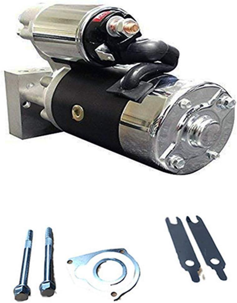 gm mini starter wiring starter amazon com 4hp high torque new mini starter fit for chevrolet sbc  4hp high torque new mini starter