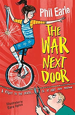 book cover of The War Next Door