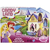 Hasbro Candy Land Board Game: Disney Princess Edition featuring Disney Princess Belle, Sleeping Beauty, Snow White & Cinderella, Ages 3 + (Amazon Exclusive)