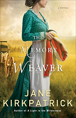 The Memory Weaver: A Novel cover
