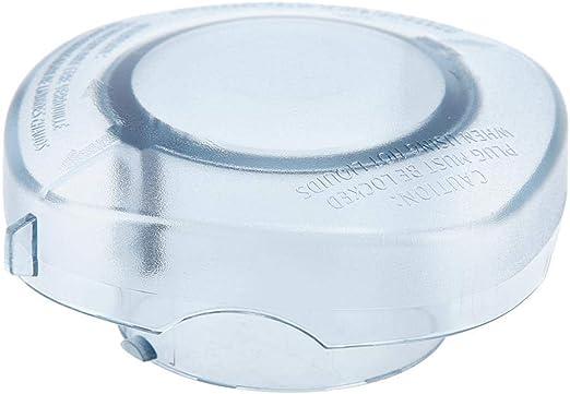 Reemplazo de licuadora exprimidor, Accesorio de licuadora de Tapa Superior Transparente: Amazon.es