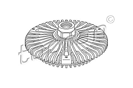 Outstanding Amazon Com Engine Cooling Fan Clutch Fits Audi A4 A6 A8 Skoda Wiring Digital Resources Zidurslowmaporg