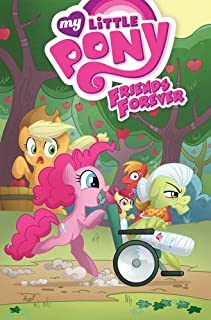 Book Cover: My Little Pony: Friends Forever Volume 7