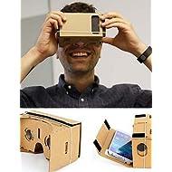 Carton VR Lunettes de réalité virtuelle Storm Miroir DIY Kit