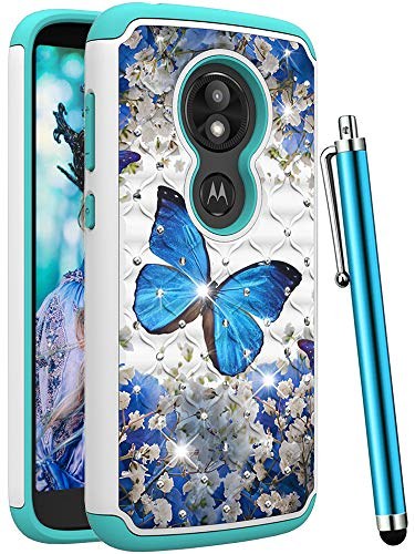 CAIYUNL Rhinestone Protective Shockproof Butterfly product image