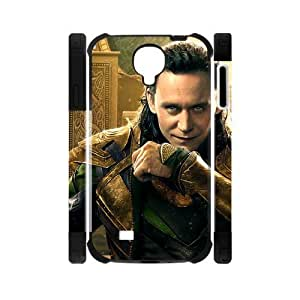 Custom Loki Thor The Dark World Iphone 5/5S Dual-Protective Snap On Hard Plastic