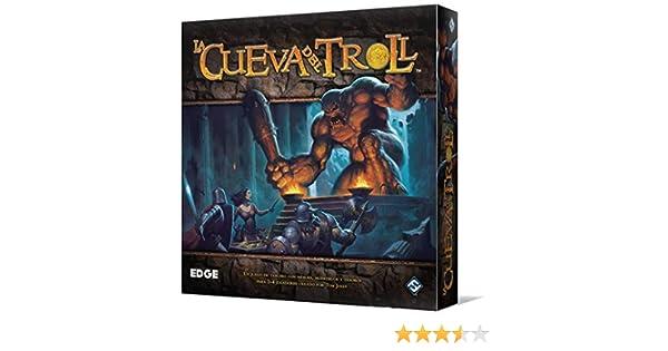 Edge Entertainment - Juego La Cueva del Troll (EDGTJ10): Amazon.es: Juguetes y juegos