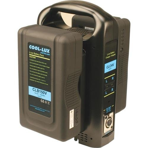 Cool-Lux V-Mount Dual Battery Charger by COOL-LUX (Image #1)