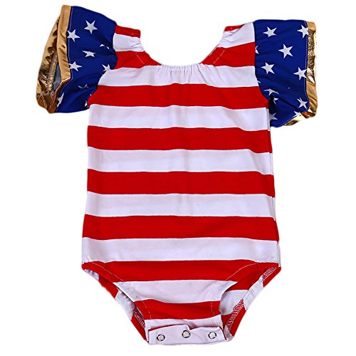 379a50a64 4th of July Rompers - 4th of July Store