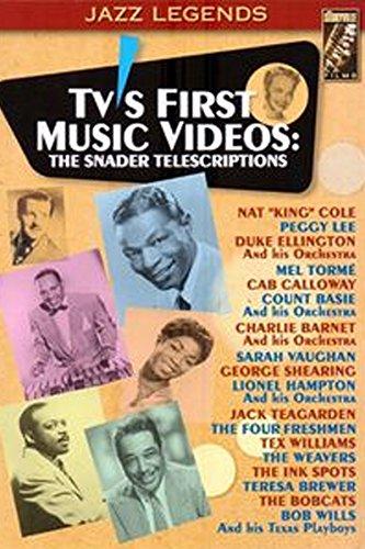 - TV's First Music Videos: The Snader Telescriptions
