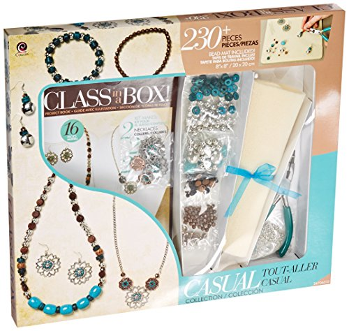 (Class in a Box by Cousin Class in a Box Jewelry Making Kit)
