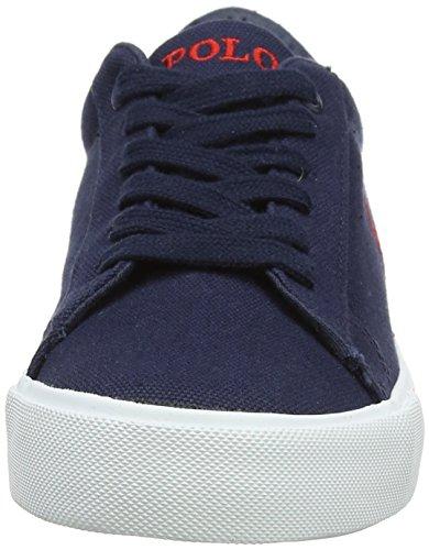 Ralph Lauren Jungen Easten Sneaker Blue (Navy Canvas)