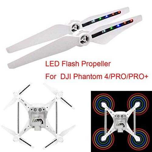 Fiaya LED Light Flash Propeller CCW/CW Props