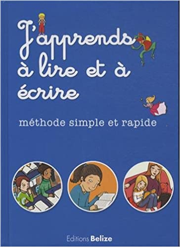 Téléchargement du fichier ebook Japprends à lire et à écrire Méthode simple et rapide 2917289929 PDF FB2 iBook by Colette Ouzilou