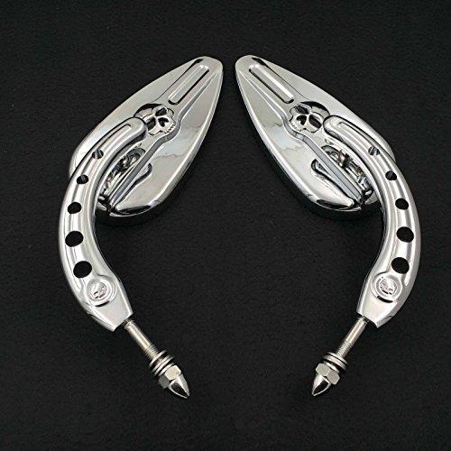 Harley Motorcycle Mirrors - 2