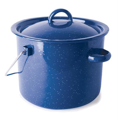 Stansport Cast Steel 3.2-qt. Straight Pot with Lid