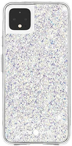 Case-Mate - Google Pixel 4 XL Case - Twinkle - Reflective Foil Elements - Stardust