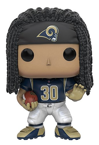 Funko POP NFL: Wave 3 – Todd Gurley Action Figure – DiZiSports Store