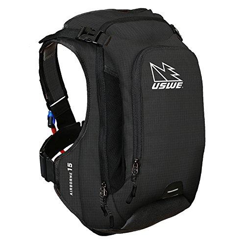 USWE Bag Uswe Hydration Airborne-15 W/3L Shapeshift Bladder Bk - 201680 by USWE (Image #1)'