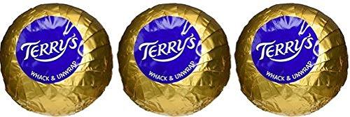 (Terry's Chocolate Orange, Dark Chocolate - 3 Pack)