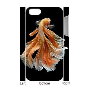 Fish CUSTOM 3D Hard Case for iPhone 5/5s LMc-17191 at LaiMc