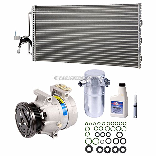 sor Condenser & Drier For Buick Century Chevy Impala Monte - BuyAutoParts 60-89140CK New (Buick Century A/c Condenser)